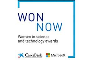 <p>4ª Edición de los Premios WONNOW, organizados por CaixaBank y Microsoft Ibérica, tienen como objetivo poner en valor y estimular la excelencia, académica y personal, de las mujeres estudiantes universitarias de áreas STEM, y así dar visibilidad al esfuerzo, tesón y capacidad femenina.</p>  <p>El objetivo es contribuir al fomento de las vocaciones científicas y tecnológicas en niñas y adolescentes, algo que contribuye no solo a la igualdad de género, sino que contribuye a solucionar la escasez general de vocaciones científicas y tecnológicas.</p>  <p></p>  <p>Los<strong>premios</strong>son:</p>  <p>o- Un premio en metálico de 10.000€</p>  <p>o- 10<a href=https://www.wonnowawards.com/proyectos-becas target=_blank>becas remuneradas</a>para trabajar durante 6 meses en CaixaBank.</p>  <p>o- Las ganadoras de ambos premios participarán en un programa de mentoring de la mano Microsoft Ibérica.</p>  <p></p>  <p>Los premios van dirigidos a alumnas que hayan superado los primeros 180 créditos del grado, que sigan cursando grado o máster. Todo ello detallado en las bases, en la página web de los premios:<a href=https://www.wonnowawards.com/ target=_blank>https://www.wonnowawards.com/</a></p>
