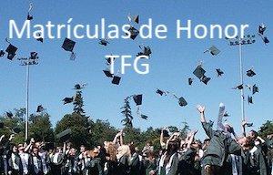 <p>La Escuela Politécnica Superior felicita a los estudiantes que han obtenido la calificación de:</p>  <p><span style=color:#003da5>Matrícula de Honor</span>en su Trabajo de Fin de Grado</p>  <p>¡Enhorabuena por vuestro esfuerzo y felicidades por el excelente trabajo!</p>  <p>¡Y también a vuestros profesores y departamentos!</p>  <p>Grado en Ingeniería en Tecnologías de Telecomunicación:</p>  <ul> <li>Gestión centralizada de dispositivos electrónicos para la domotización del hogar, Dpto. Automática</li> <li>Estudio de los datos para prevención de una hipoglucemia en un diabético tipo I durante las horas de sueño, Dpto. Automática</li> </ul>  <p>Grado en Ingeniería en Electrónica de Comunicaciones:</p>  <ul> <li>Vehículo autónomo controlado por ARDUINO, Dpto.Teoría de la Señal y Comunicaciones</li> <li>Desarrollo de Ips de comunicaciones, adquisición y modulación en SoC para control de convertidores electrónicos de potencia, Dpto.Electrónica</li> </ul>  <p>Grado en Ingeniería en Sistemas de Telecomunicación:</p>  <ul> <li>Detección de distintivos ambientales en vehículos mediante técnicas de Deep Learning, Dpto. Teoría de la Señal y Comunicaciones</li> <li>Despliegue FTTH, Dpto. Teoría de la Señal y Comunicaciones</li> </ul>  <p>Grado en Ingeniería en Telemática:</p>  <ul> <li>Diseño y estudio de dispositivos IoT integrados en entornos SDN, Dpto. Automática</li> </ul>  <p>Grado en Ingeniería de Computadores:</p>  <ul> <li>Análisis de los beneficios y creación de una tienda online desplegada en Google Cloud Platform utilizando la stack MEAN, Dpto. Automática</li> <li>Aplicación de herramientas de negociación automática del ajuste del Voronoi inverso, Dpto. Física y Matemáticas</li> </ul>  <p>Grado en Ingeniería Informática:</p>  <ul> <li>Diseño de un simulador virtual con actividades gráficas gamificadas, Dpto. Automática.</li> <li>Predicción y análisis de la irradiancia solar aplicando métodos de aprendizaje automático, Dpto. Ciencias de la Computación</li> <li>Sist